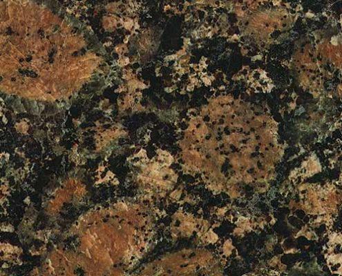 granito marrón Báltico