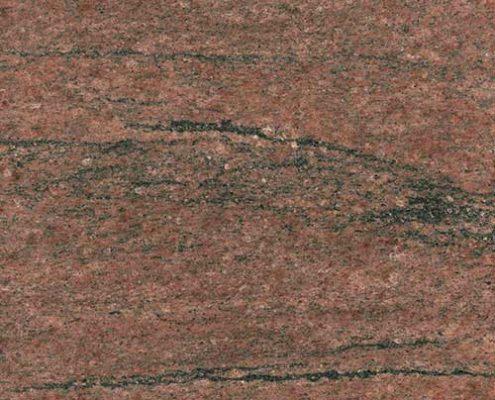 granito rojo multicolor Guayana